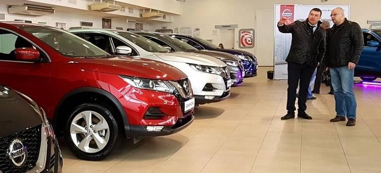 ВДЦ Nissan КорсГрупп состоялась презентация нового Nissan Qashqai