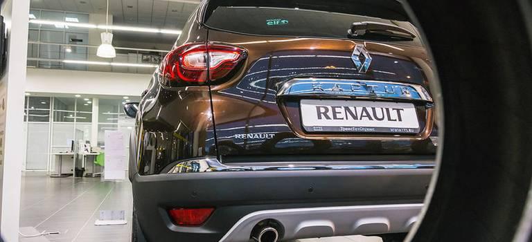 Самые популярные модели Renault вРоссии