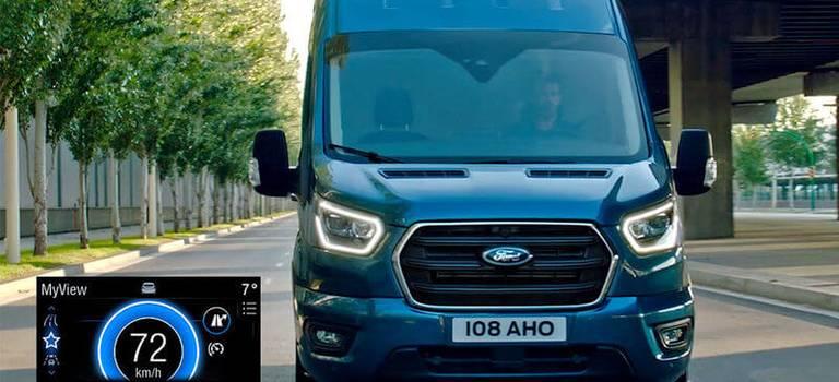 Ford разработал советчика, экономящего топливо