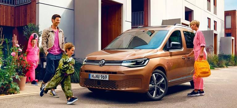 Встречайте новый Caddy вАвтобан-Север-Плюс!