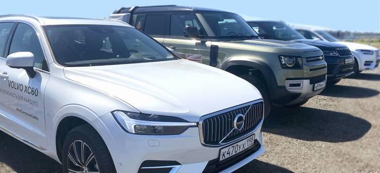 Автохолдинг «Евросиб» провел мультибрендовый тест-драйв натерритории комплекса «Игора Драйв»