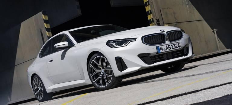 Купе BMW 2 Series нового поколения стал намного крупнее