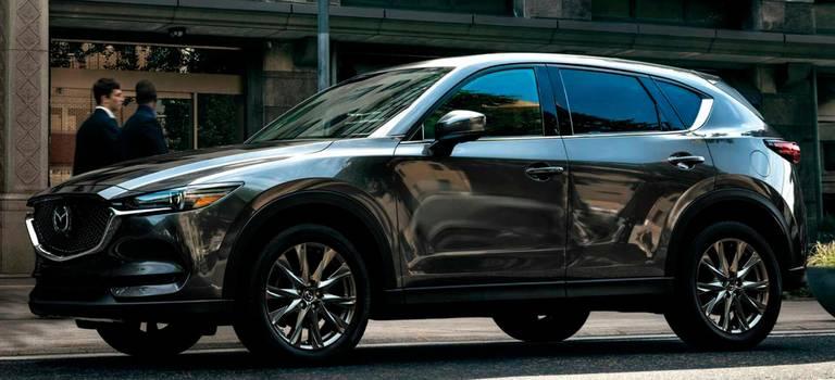 Mazda CX-5 вошел всписок ТОП-25 самых популярных автомобилей вРоссии