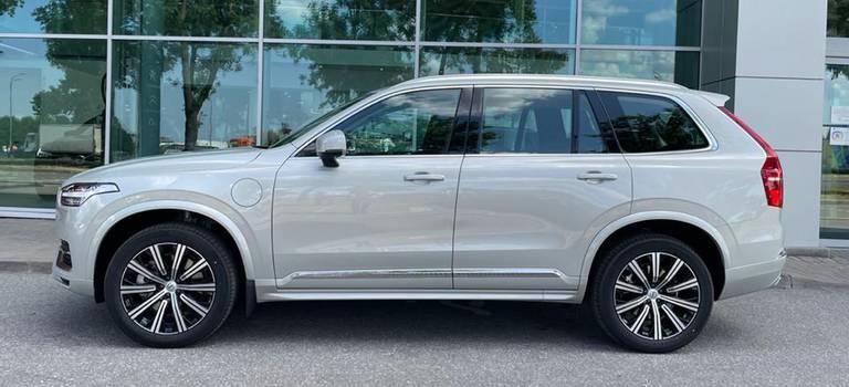 Старт продаж эксклюзивных Volvo XC90 Recharge вАвтобиографии