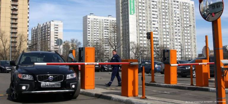 НаФарфоровской улице открылась перехватывающая автостоянка