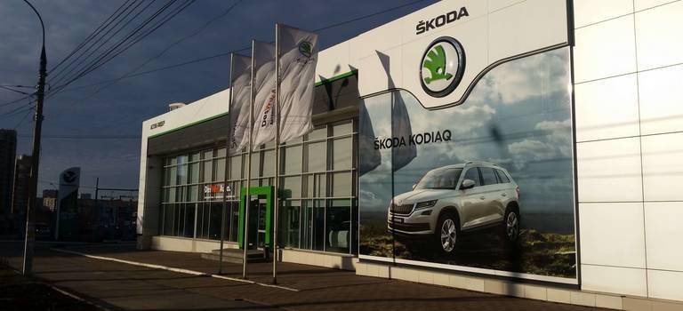 Рост продаж ŠKODA AUTO Россия продолжается: результаты ноября