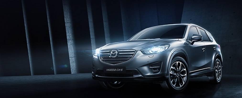 Mazda CX-5: Финальная партия свыгодой до225000 рублей!