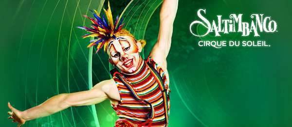 Cirque duSoleil вподарок