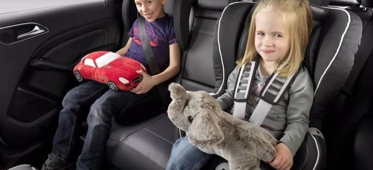 Правила перевозки детей вавтомобиле.