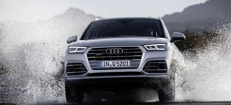Новый Audi Q5 вАуди Центре Екатеринбург