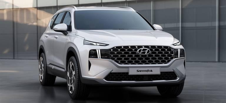 Hyundai Motor раскрывает дизайн нового кроссовера Santa Fe— идеального для путешествий всей семьей.