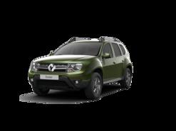 Renault Duster 1.5D МКП6 (109 л.с.) 4x4 Privilege