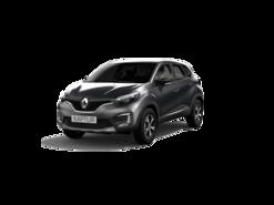 Renault KAPTUR 1.6 МКП5 (114 л.с.) 4x2 Drive