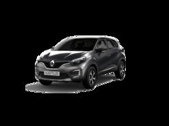Renault KAPTUR 2.0 МКП6 (143 л.с.) 4x4 Drive