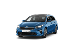 KIA cee'd sw 1.6 AT6 (128 л.с.) 2WD III Luxe
