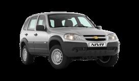 Chevrolet NIVA NIVA 1.7 MT5 (80 HP) L