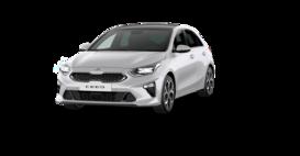 KIA Ceed 1.6 AT6 (128 л.с.) 2WD III Premium