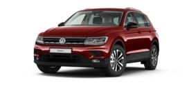 Volkswagen Tiguan 1.4 DSG-6 (150 л.с.) CONNECT