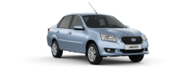 Datsun on-DO 1.6 МТ (87 л.с.) 2WD Trust