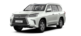 Lexus LX LX450D BMC LX450D BMC Executive
