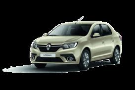 Renault LOGAN 1.6 МКП5 (82 л.с.) II Рестайлинг Life
