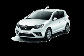 Renault SANDERO 1.6 мкпп (82 л.с.) II Рестайлинг Life