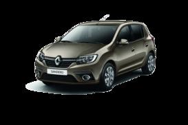 Renault SANDERO 1.6 мкпп (113 л.с.) II Рестайлинг Life