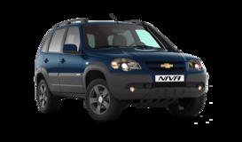 Chevrolet NIVA NIVA 1.7 MT5 (80 HP) LE+