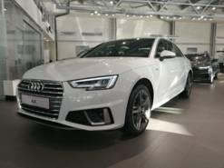 Audi A4 2.0 TDI quattro S tronic (190 л.с.) Sedan Sport Line