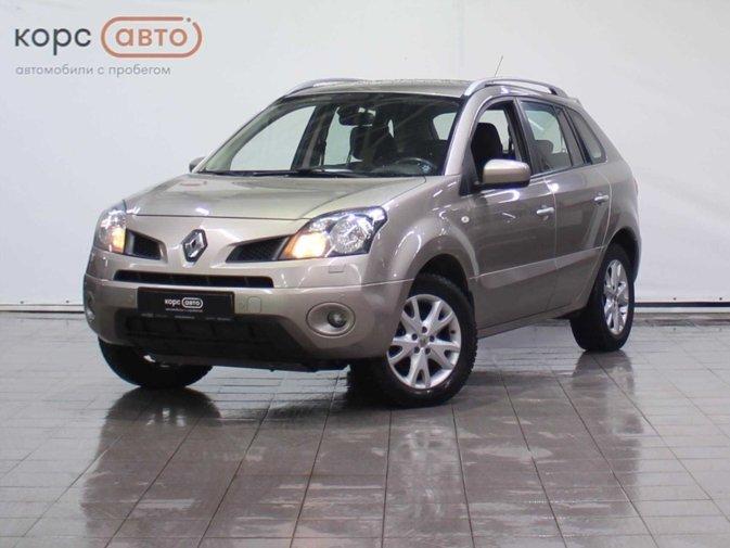 купить Renault Koleos 2010 года в новомосковске корсгрупп