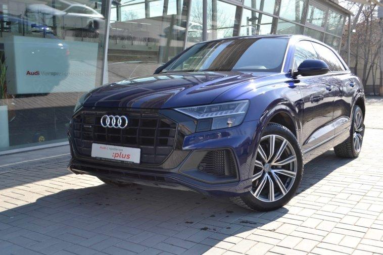 купить Audi Q8 2018 года в екатеринбурге автоплюс
