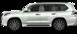 Lexus LX LX 570 BMC 570 Black Vision