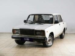 LADA 2107 1986 г. (белый)