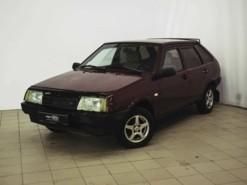 LADA 2109 1991 г. (красный)