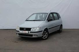 Hyundai Matrix 2005 г. (серебряный)