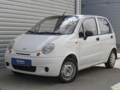 Daewoo Matiz 2011 г. (белый)