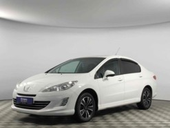 Peugeot 408 2013 г. (белый)