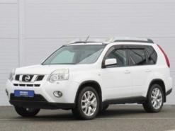 Nissan X-Trail 2011 г. (белый)