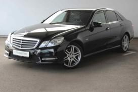 Mercedes-Benz E-klasse 2012 г. (черный)