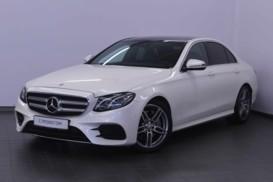 Mercedes-Benz E-klasse 2016 г. (белый)