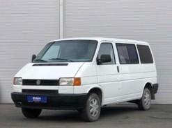 Volkswagen Transporter 1992 г. (белый)