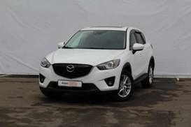 Mazda CX-5 2013 г. (белый)
