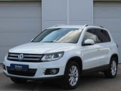 Volkswagen Tiguan 2014 г. (белый)
