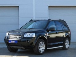 Land Rover Freelander 2008 г. (черный)