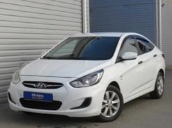 Hyundai Solaris 2014 г. (белый)