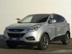 Hyundai ix35 2014 г. (серебряный)