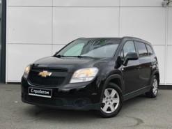 Chevrolet Orlando 2012 г. (черный)