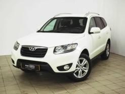 Hyundai Santa FE 2010 г. (белый)