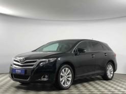 Toyota Venza 2013 г. (черный)