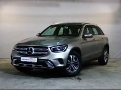 Mercedes-Benz GLC 2019 г. (серебряный)